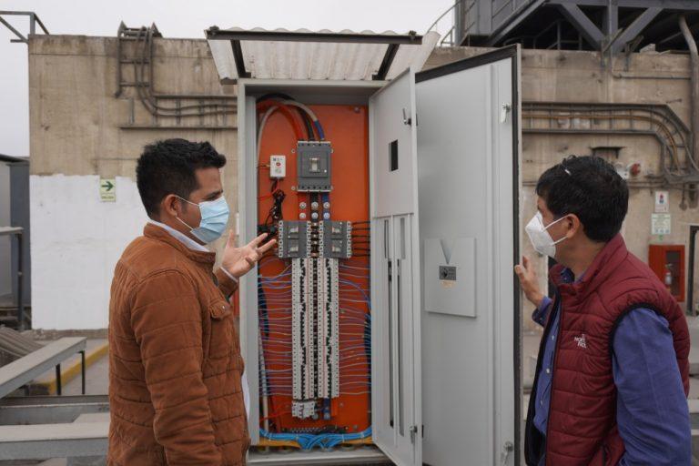 Innovación: IoT para monitoreo de red eléctrica
