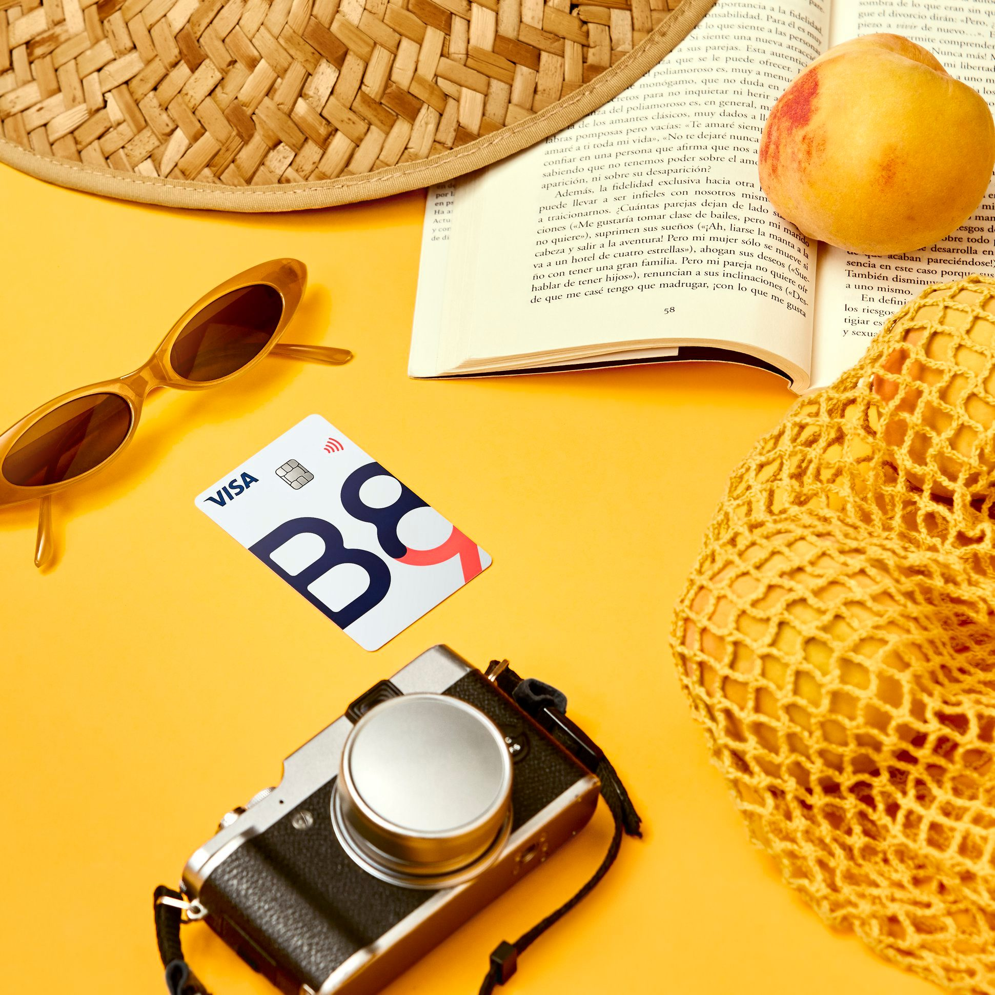 Fintech B89: Conoce la tarjeta con crédito