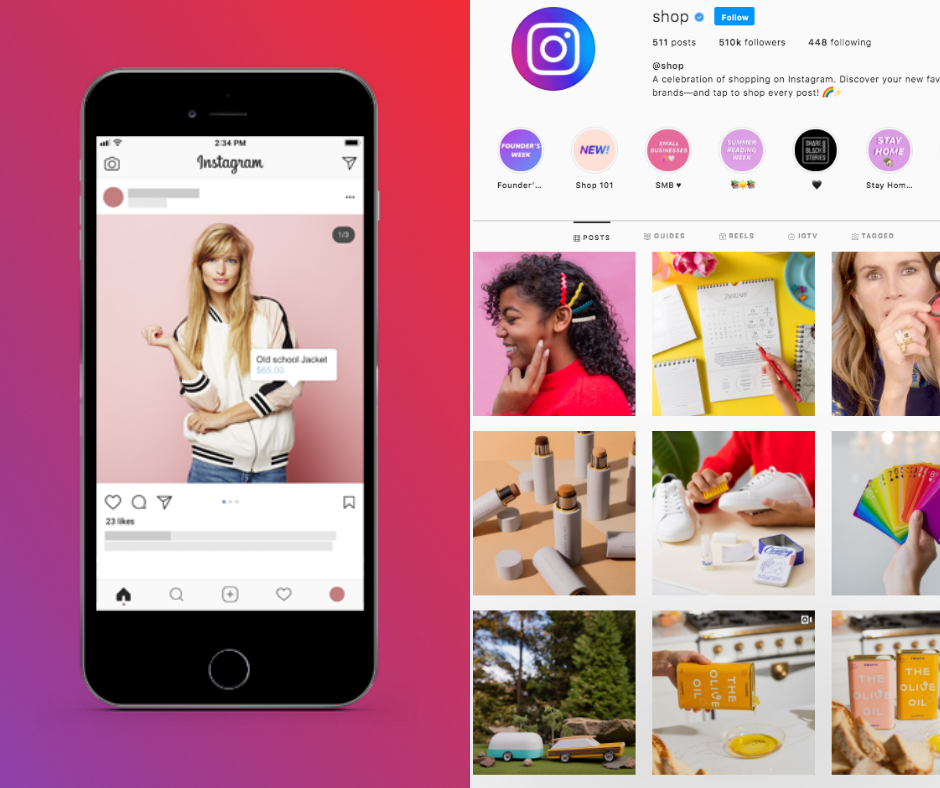 Instagram Shopping: Tips para vender