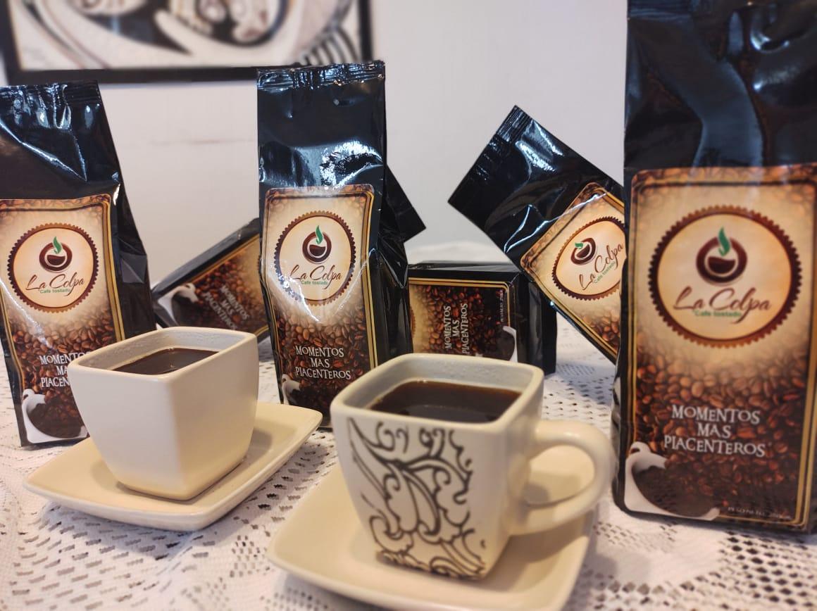 La Colpa Café: Un negocio con aroma
