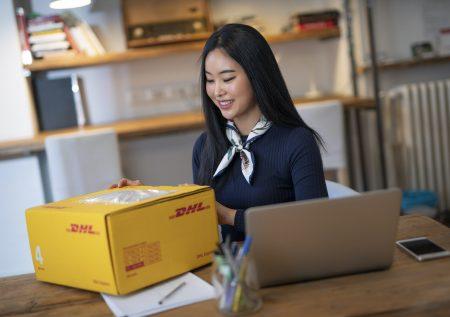 DHL: ¿Qué compra el consumidor por Internet?