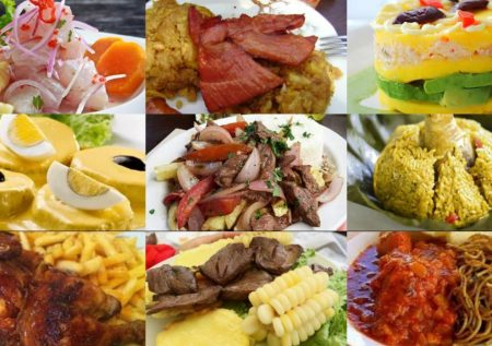 7 Negocios de Gastronomía Peruana