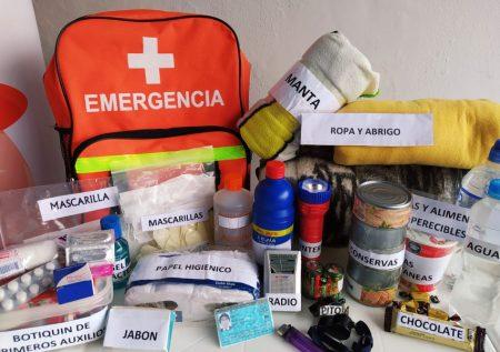 Mochila de emergencia: Artículos necesarios