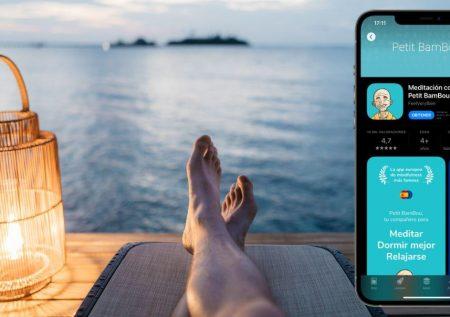 6 Apps para relajarse el fin de semana