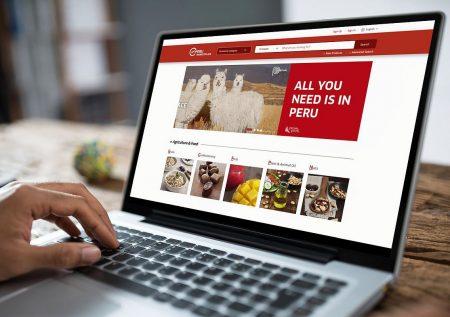 Plataforma Digital para productos peruanos