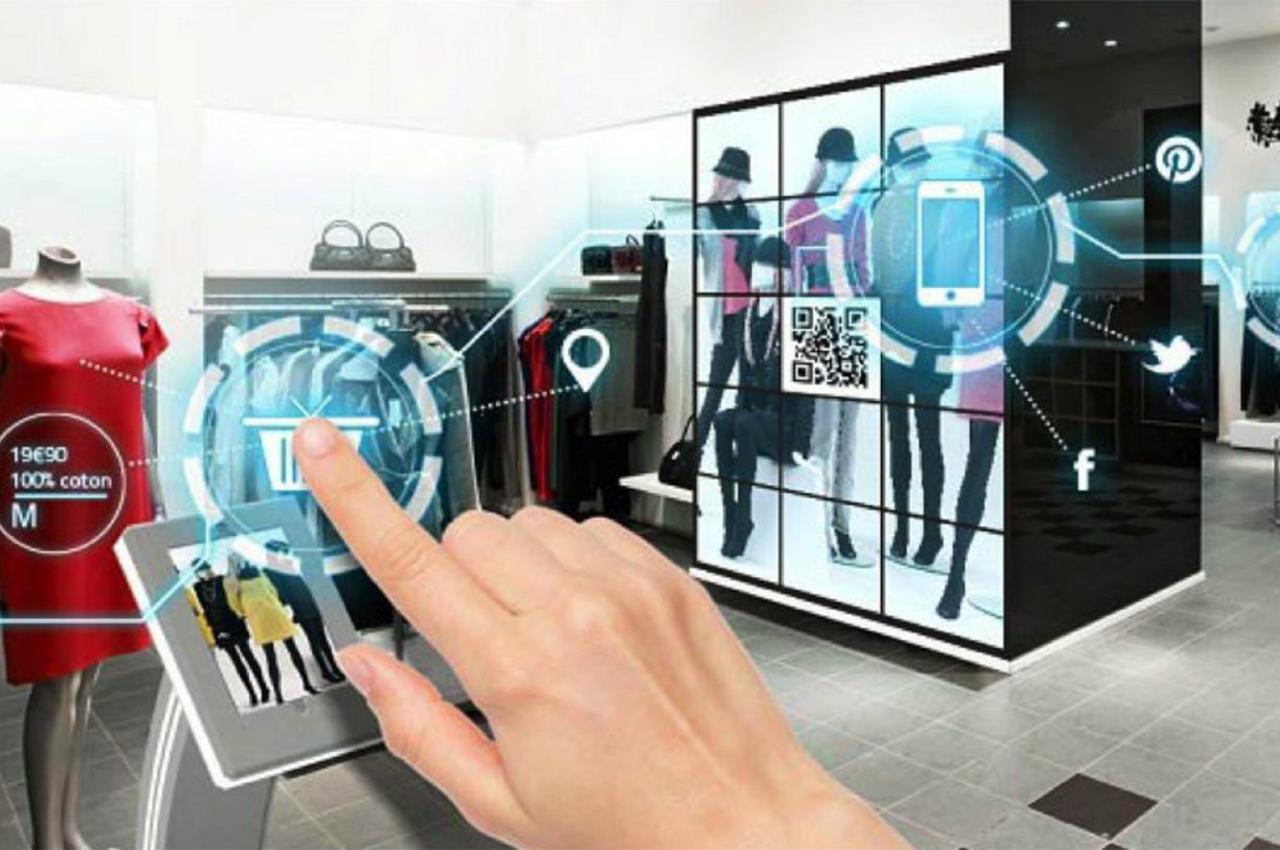 Nuevas tecnologías en la industria retail
